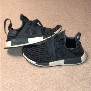 ADIDAS NMD rx2 size 8 US GREEN